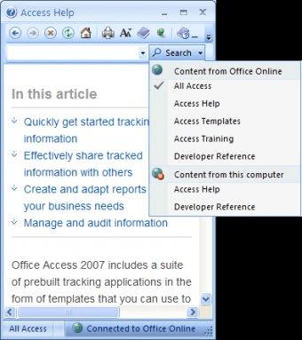 Access adatbázis letöltés