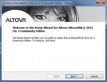 Altova AltovaXML® Community Edition 2 2 Download (Free)