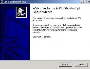 Ghostscript Download - Free source interpreter for
