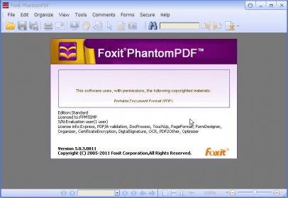 Foxit Phantom 2 0 Download - Foxit Phantom exe