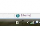 Synaptics icon on taskbar