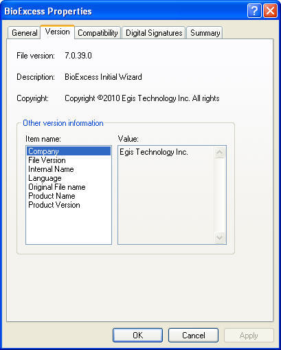 Egistec es603 driver download positivo