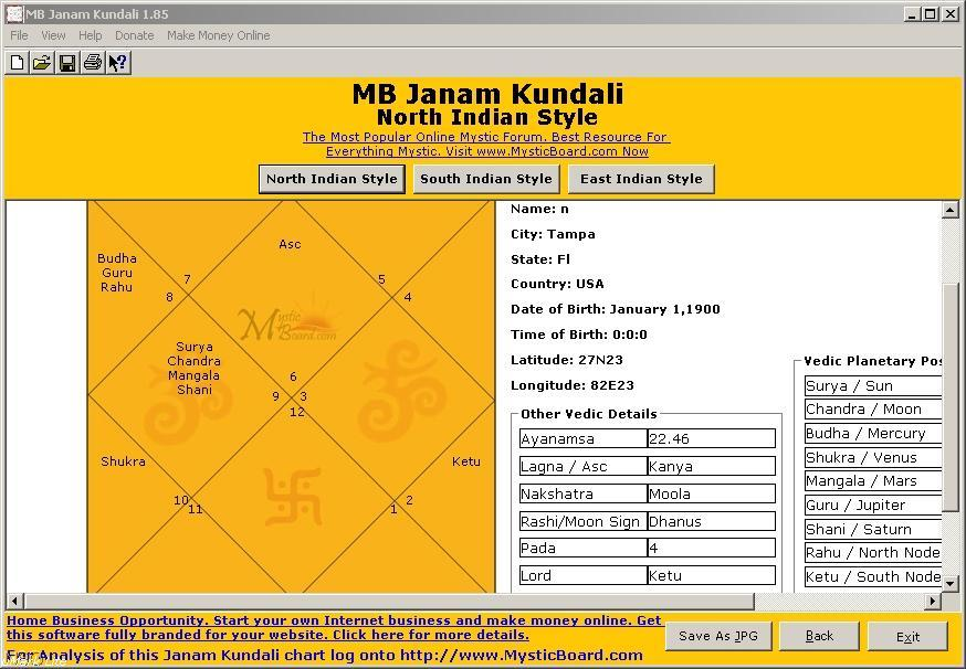 MB Janam Kundali  Get the software safe and easy