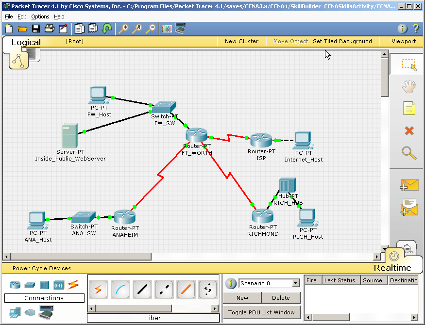 cisco packet tracer 5.0 free download software