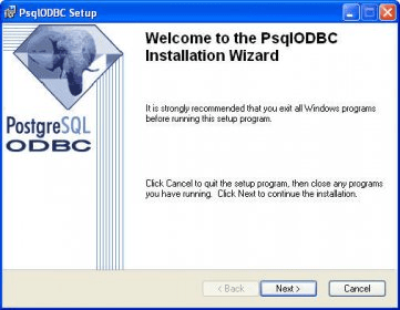psqlODBC 9 0 Download (Free) - builder exe