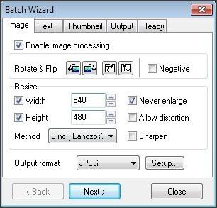 Batch Processing Module