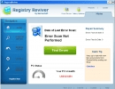 Registry Reviver Main Screen