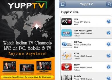 YuppTV 1 0 Download (Free) - YuppTV exe
