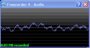 Recorder monitor