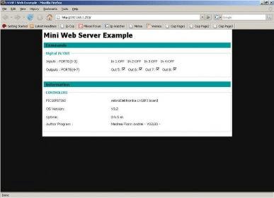 Miniweb 0 8 Download (Free) - Miniweb exe