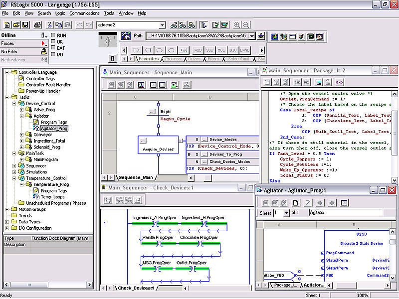 RSLogix 5000 17 0 Download (Free trial) - RSLogix5000Loader exe