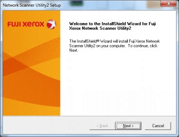 Fuji Xerox Network Scanner Utility2 5 9 Download (Free) - FxsUtl12 exe