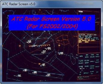 ATC Radar Screen Download - Program that will allow to
