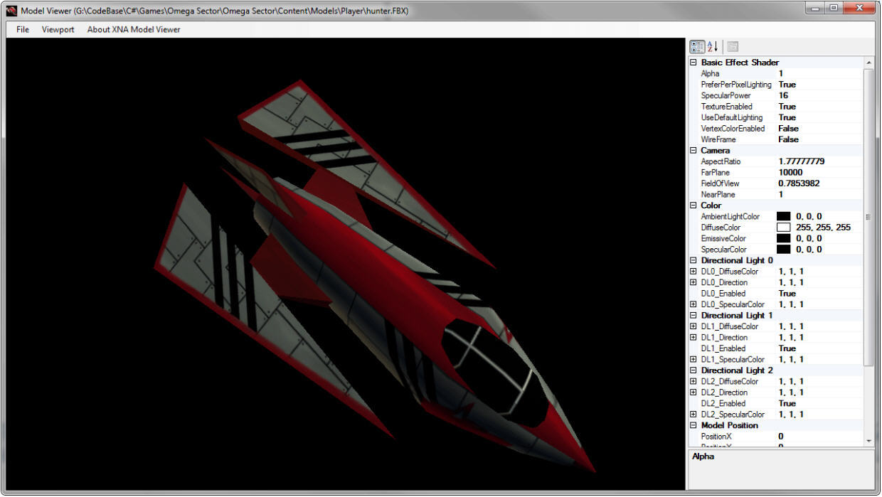 XNA Model Viewer 2 8 Download - XNA Model Viewer exe