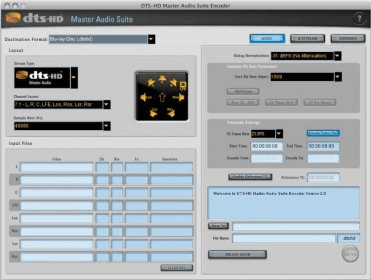 dts hd master audio software free download