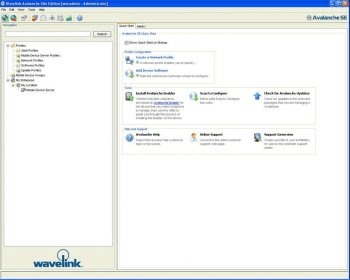 Wavelink Avalanche SE 5 3 Download (Free trial) - econsole exe