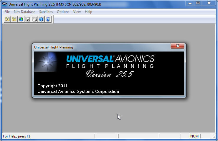 Universal Flight Planning Download - Allows you to perform offline