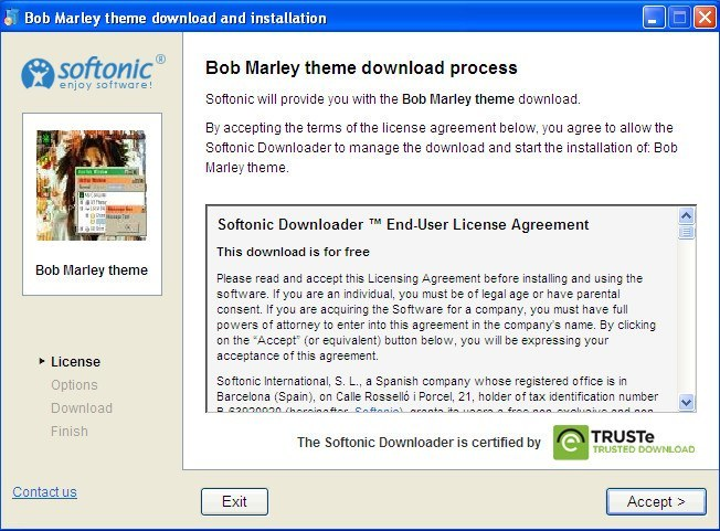Bob Marley Browser Theme  Get the software safe and easy