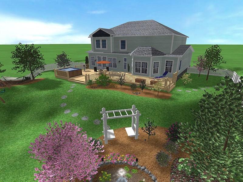 Pro Landscape Planner 17 0 Download Free Trial Landplan Exe