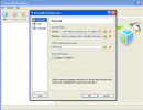 Sun xVM VirtualBox preferences window