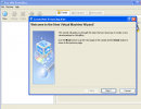 Sun xVM VirtualBox New Virtual Machine Wizard