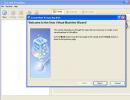 Sun xVM VirtualBox New Virtual Machine Wizard