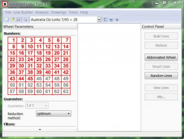 Advanced Lotto Tool 2 5 Download (Free trial) - Advanced