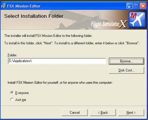 FSX Mission Editor Download - It's an application designed