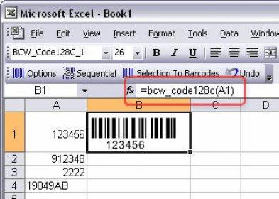 BarCodeWiz Code 128 Barcode Fonts Download - Print Code 128