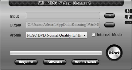 Video Conversion Tool