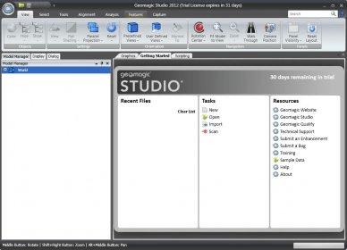 Geomagic Studio tải về - Truy cập vào các ngành công nghiệp tốt nhất