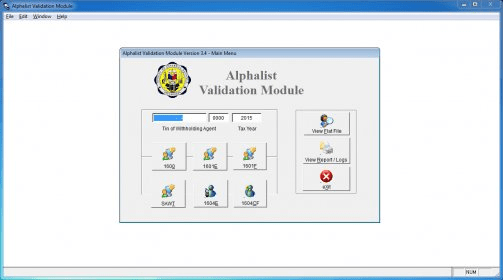 ALPHALIST DATA ENTRY and VALIDATION 3 4 Download (Free