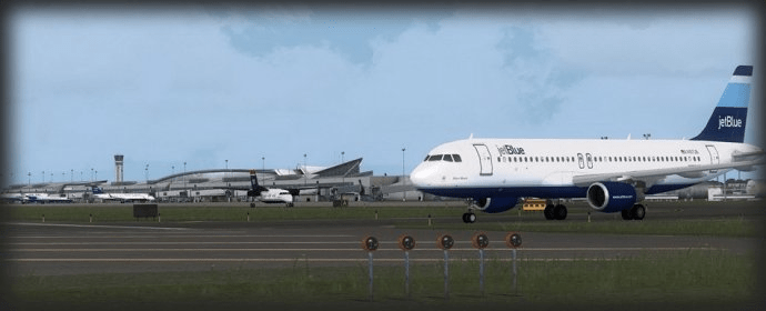 FlyTampa - Buffalo Intl  FSX Download - Addon with quality