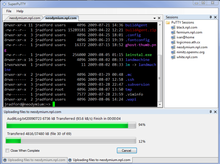 SuperPutty 1 4 Download (Free) - SuperPutty exe