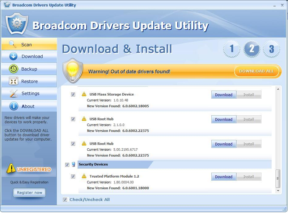 Broadcom Drivers Update Utility  Get the software safe and easy