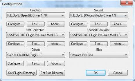 PCSX-Reloaded Download - PlayStation Emulator based on PCSX-df 1 9