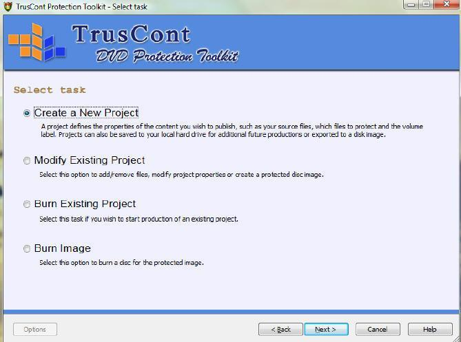 truscont dvd-r protection toolkit