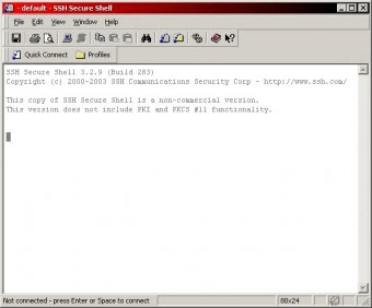 SSH Secure Shell Download