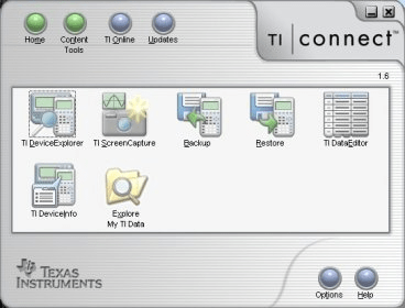 ti connect 1.6.1 download