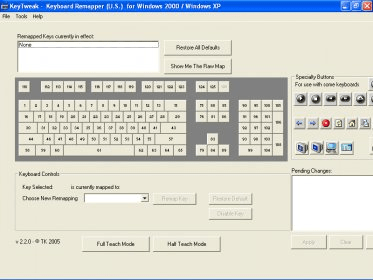 KeyTweak 2 3 Download (Free) - KeyTweak exe