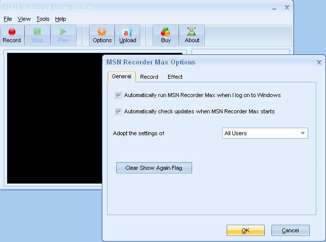 برنامجMSN Recorder4.3 لتسجيل مكالمات الماسنجر