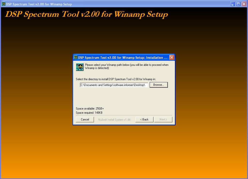 DSP Spectrum Tool Download - Is a high-precision 32-bit accuracy
