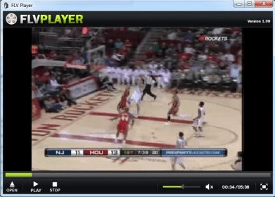 foxtab flv player