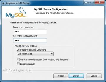 appserv 2.5.10 para 64 bits