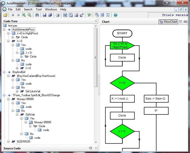 code to flowchart generator 3.5 free download