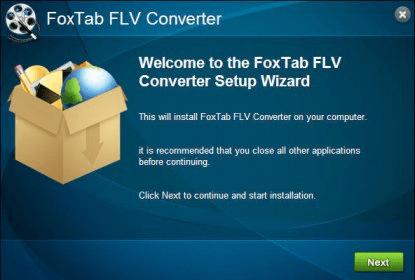 foxtab flv converter