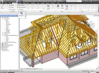 Rafter+ Download - Rafter+ -application for Revit