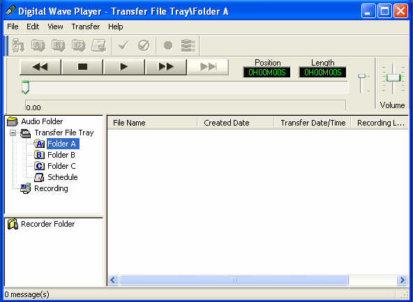 Olympus Digital Wave Player Download - This software allow