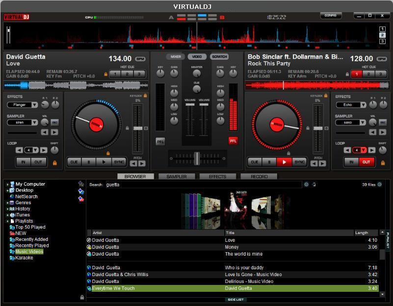 virtual dj pro free trial