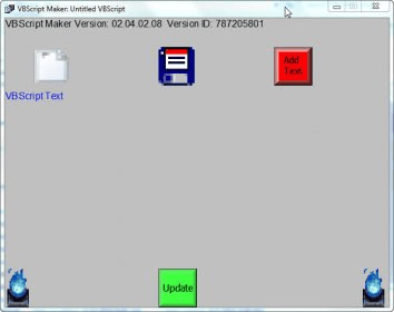 VBScript Maker 2 0 Download (Free) - VBScript Maker exe